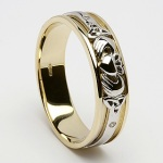 claddagh-inset-wedding-ring-yellow