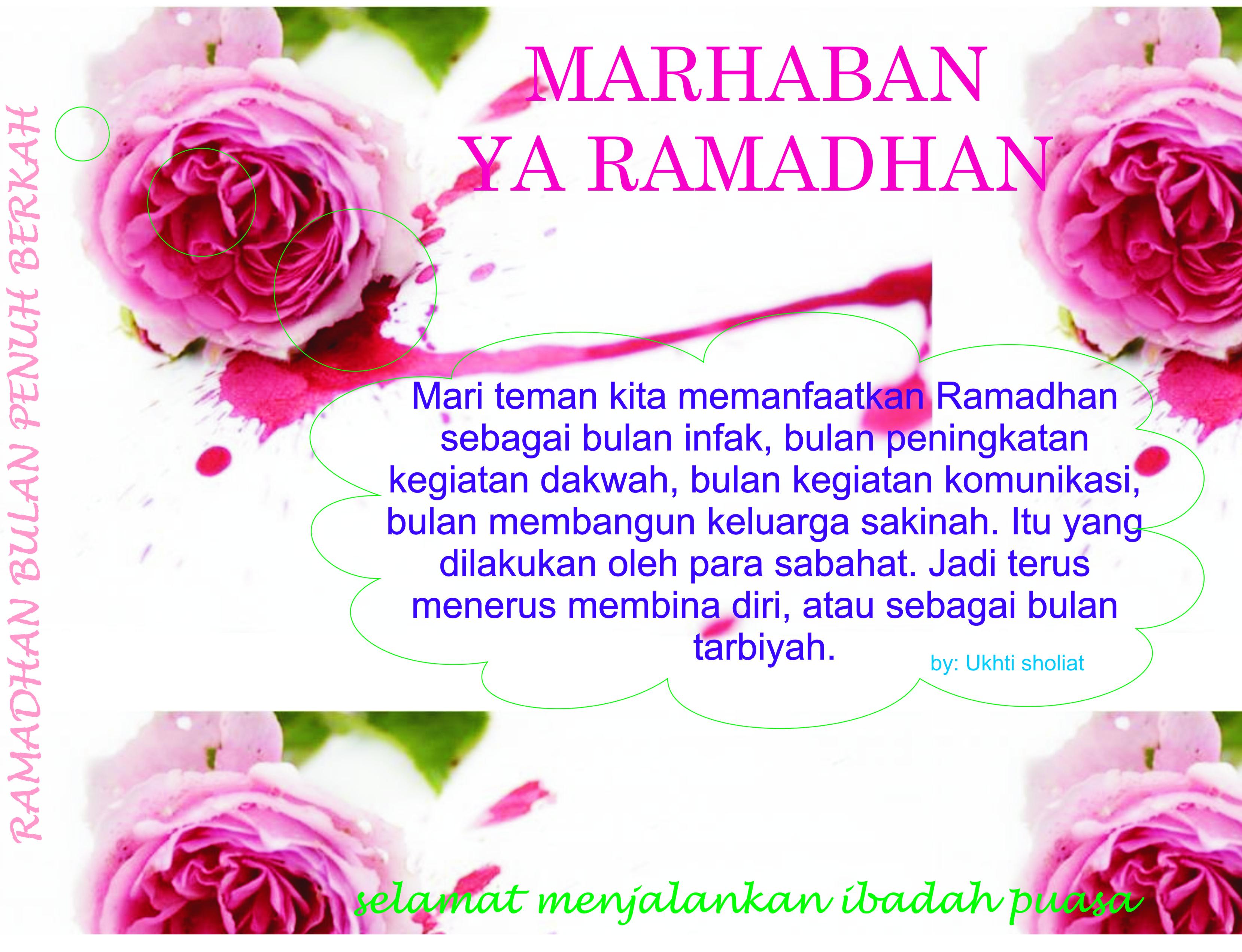 Ramadhan Kak Anim