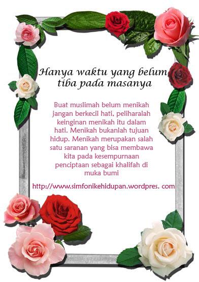 Renungan dan taujih teruntuk Muslimah