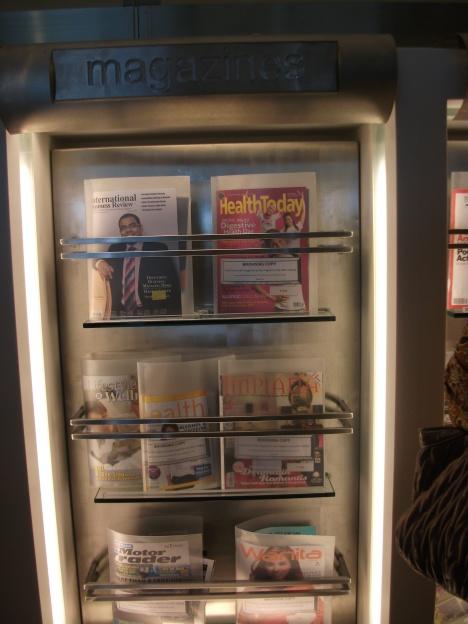 Pemajangan majalah