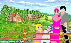 Beginilah Desa dan kampung ku