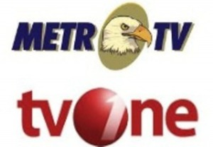 Ada apa dengan TV one dan Metro Tv!!!