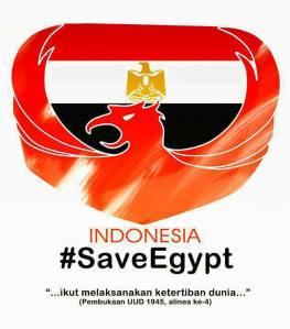 Doa Ku  Untuk  Saudara Ku Di Mesir