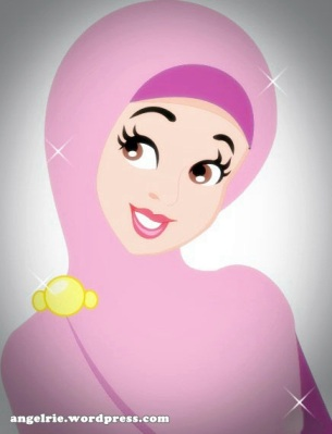 Wanita Spiritual Bukan Wanita Fasionable