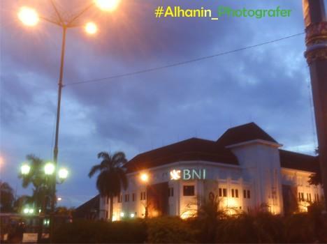 Bank BI dipusat kota yogyakarta