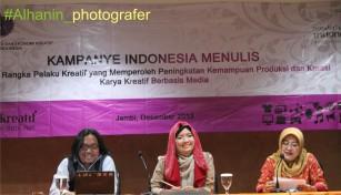 Kampanye Indonesia Menulis